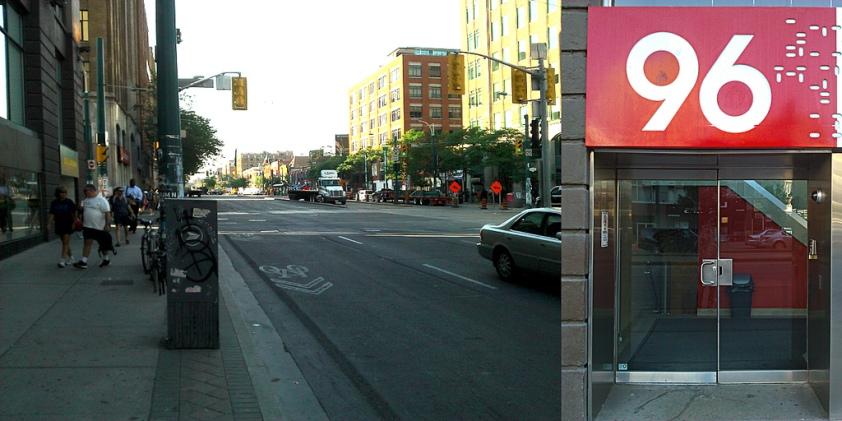 Spadina Ave, Toronto